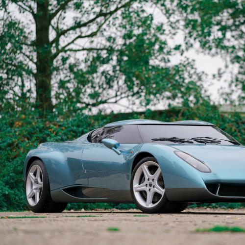 Zagato Raptor Concept   Les photos officielles du concept-car à vendre chez RM Sotheby's