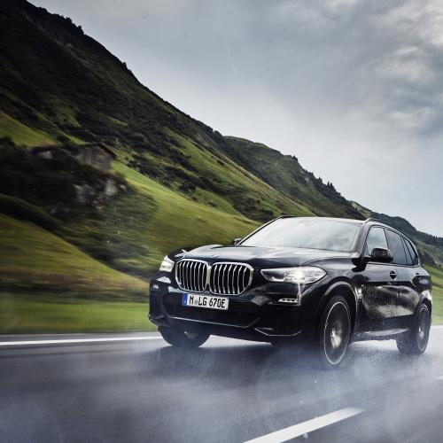 BMW X3 xDrive30e   les photos officielles