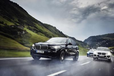 BMW X3 xDrive30e | les photos officielles
