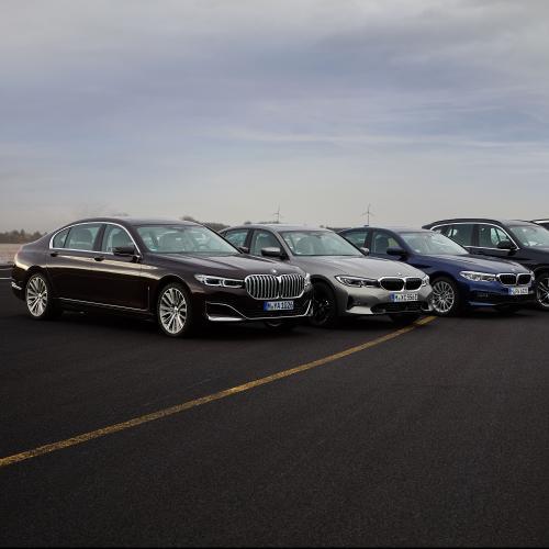 BMW plug-in hybrid | Toute la gamme 2020 en photos