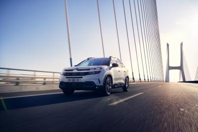 Citroën C5 Aircross Hybrid | les photos officielles du nouveau SUV hybride rechargeable