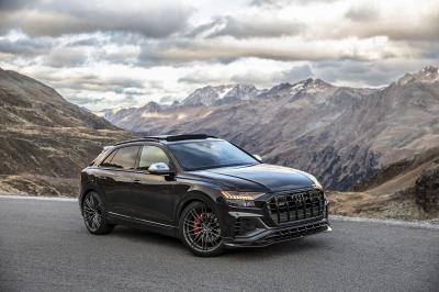 Audi SQ8 TDI par ABT | Les photos du SUV Coupé préparé à 510 ch