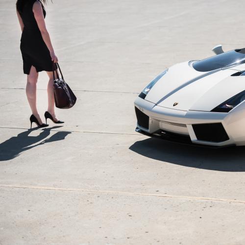 Lamborghini Concept S   Les photos officielles du spyder unique à vendre aux enchères