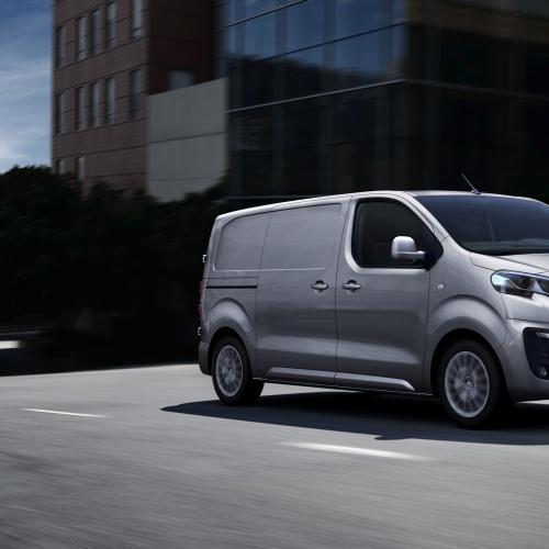 Peugeot e-Expert   les photos officielles de l'utilitaire électrique