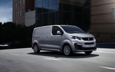 Peugeot e-Expert | les photos officielles de l'utilitaire électrique