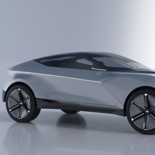 Kia Futuron Concept   Les photos du SUV du futur par Kia