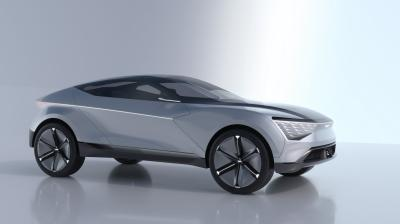 Kia Futuron Concept | Les photos du SUV du futur par Kia