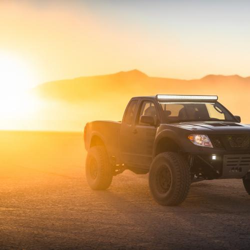 Nissan Frontier Desert Runner | Les photos du pick-up de compétition présenté au SEMA 2019