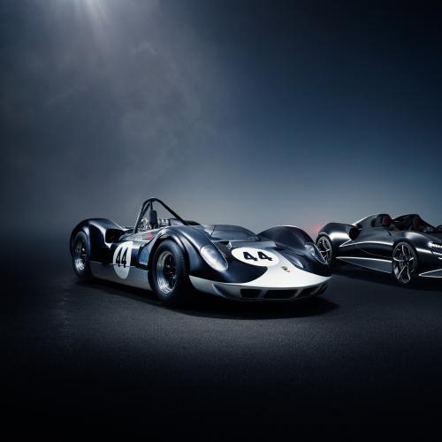 McLaren Elva | Les photos officielles de la barquette ultime