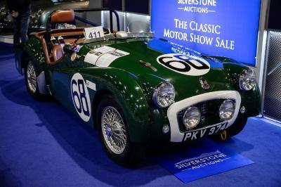 Les modèles remarquables vendus par Silverstone Auctions en photos