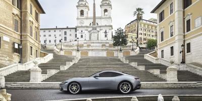 Ferrari Roma : toutes les photos du coupé de 620 chevaux