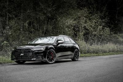 Audi S6 TDI par ABT | Les photos officielles du break sportif