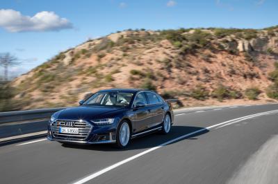 Audi S8 | Toutes les photos officielles de l'essai