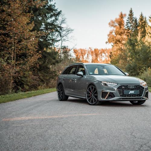 Audi S4 TDI par ABT   Les photos du break sportif préparé