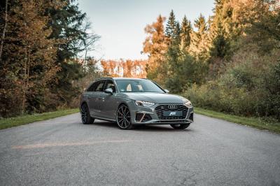 Audi S4 TDI par ABT | Les photos du break sportif préparé