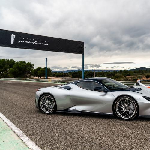 Hyperdrive pour Pininfarina Battista EV   Les photos officielles Formula E - Hypercar