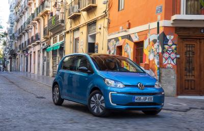 Volkswagen e-Up! | Les photos officielles du micro-restylage