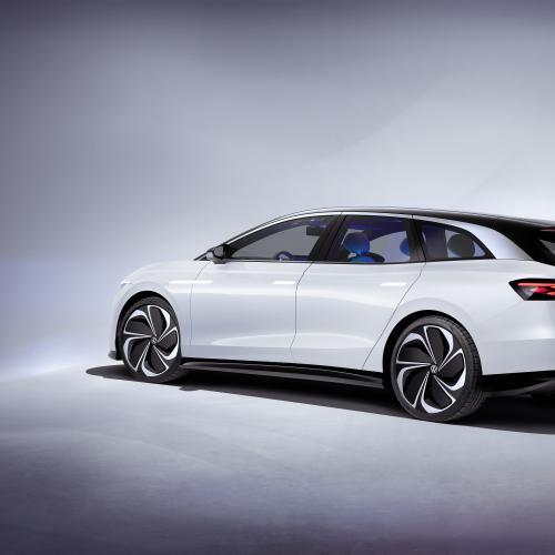 Volkswagen ID. Space Vizzion : toutes les photos du break familial électrique
