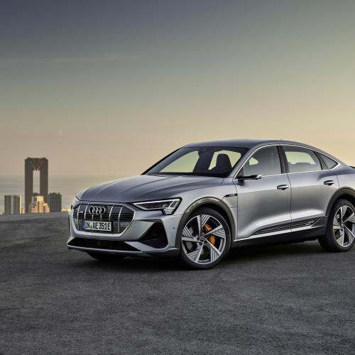 Audi e-tron Sportback | Toutes les photos du SUV coupé 100% électrique