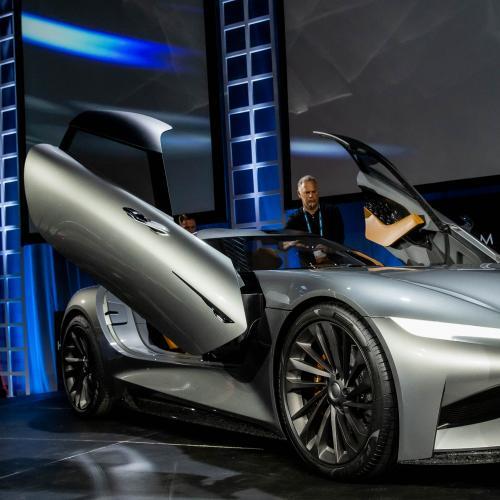 Karma SC2 | les photos officielles du concept 100% électrique