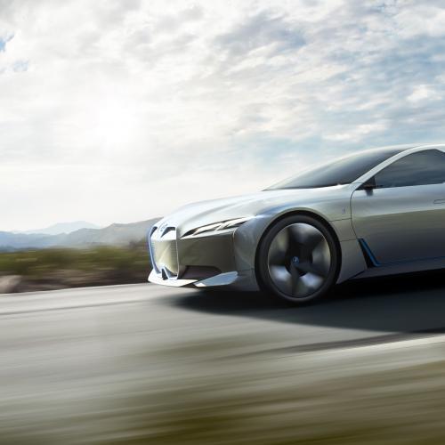 BMW i4 | Les photos de la famille i actuelle et future