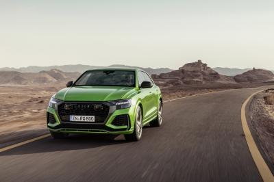 Audi RS Q8 | Les photos officielles du SUV coupé de 600 ch