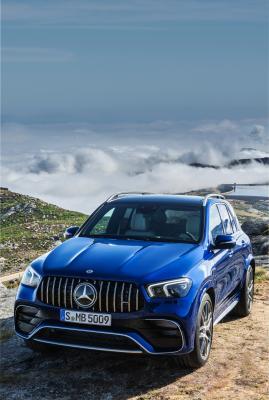 Mercedes-AMG GLE 63 S 4Matic + | Les photos officielles du SUV sportif allemand