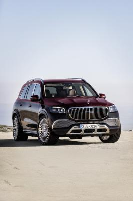 Mercedes-Maybach GLS 600 | Les photos du gros SUV luxueux
