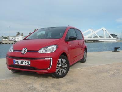 Volkswagen e-up! | toutes les photos de notre essai de la mini-citadine électrique