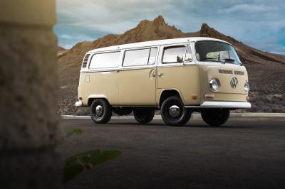 Volkswagen Type 2 Bus | les photos officielles du concept de Combi électrique
