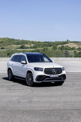 Mercedes-AMG GLS 63 4MATIC+ | Les photos officielles du titanesque SUV sportif