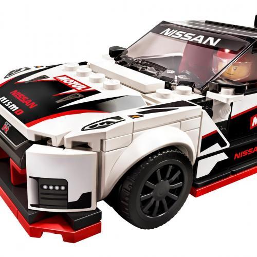 Lego Nissan GT-R   Les photos du jouet de collection