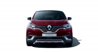 Renault Espace 5 restylé | Les photos du monospace mis à jour