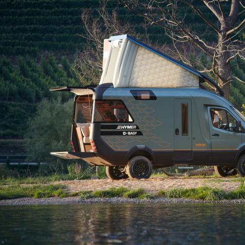 Vision Venture | les photos officielles du camping-car de 2025