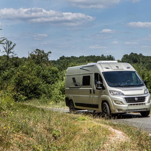 Randger R602 : toutes les photos du van français