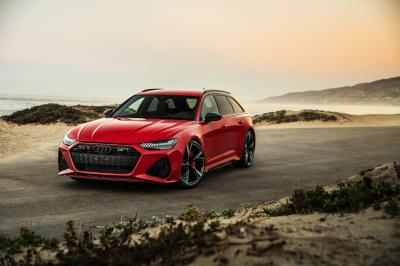 Audi RS 6 Avant | les photos officielles de la 4e génération