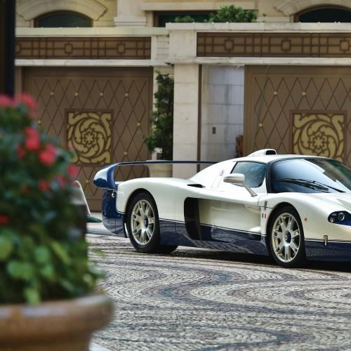 Maserati MC12 | Toutes les photos de la très exclusive supercar à vendre aux enchères