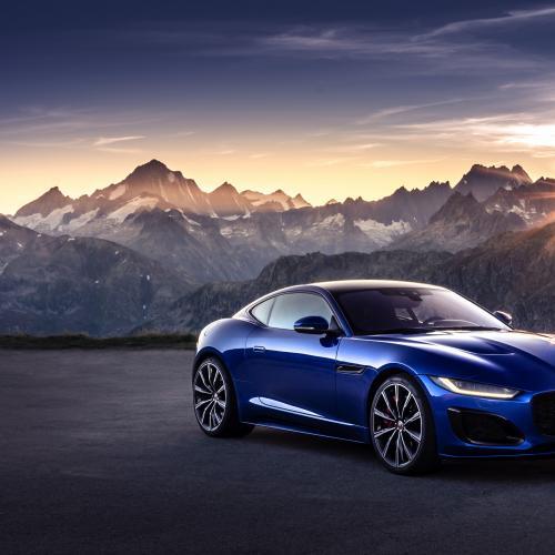 Jaguar F-Type   les photos officielles du restylage