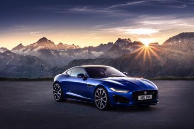 Jaguar F-Type | les photos officielles du restylage