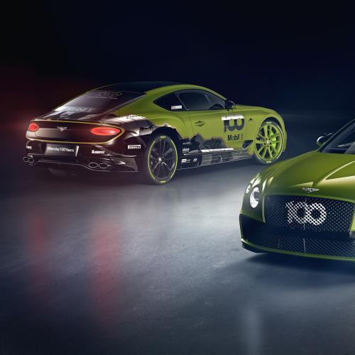 Bentley Continental GT Pikes Peak Limited Edition | Les photos de l'édition limitée
