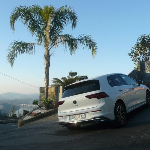 Volkswagen Golf 8 | toutes les photos de notre essai de la fameuse compacte allemande