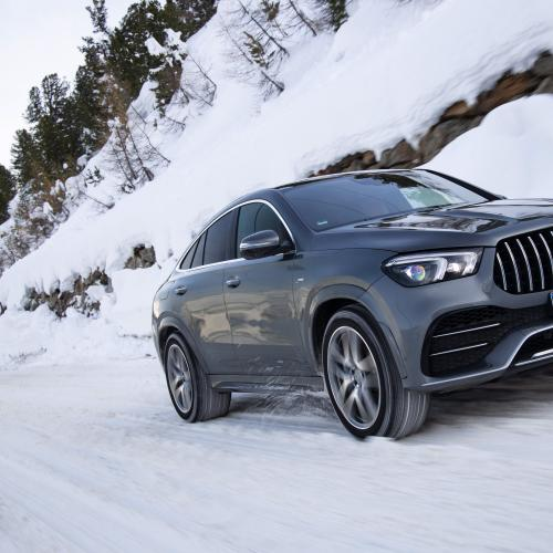 Mercedes GLE Coupé 2020 | les photos officielles de la version hybride rechargeable