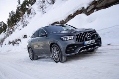 Mercedes GLE Coupé 2020   les photos officielles de la version hybride rechargeable