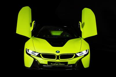 BMW i8 Roadster Limelight Edition | les photos officielles