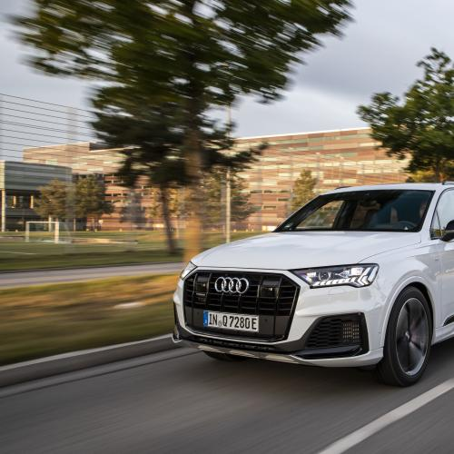 Audi Q7 TFSI e quattro   Toutes les photos du nouveau SUV hybride rechargeable