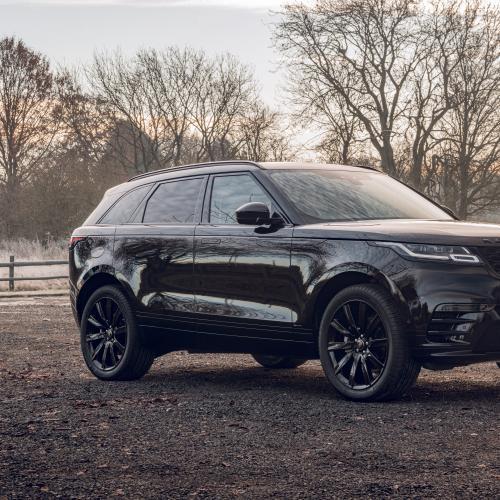 Range Rover Velar R-Dynamics Black Limited Edition   les photos officielles