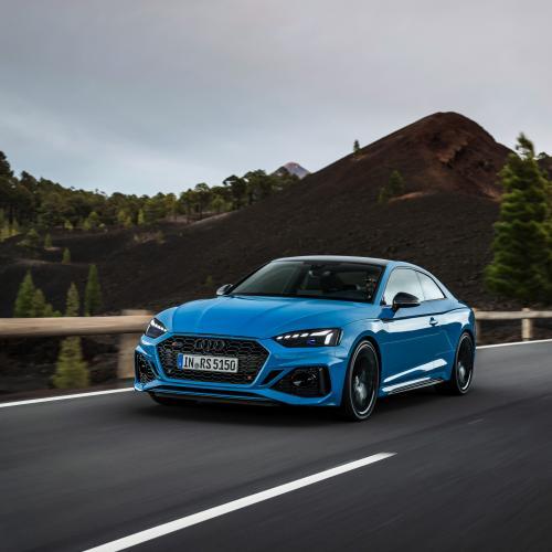 Audi RS 5 Coupé et RS 5 Sportback | les photos officielles