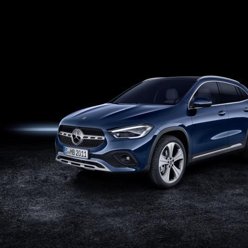 Mercedes GLA 2020   Les photos officielles du petit SUV à l'étoile