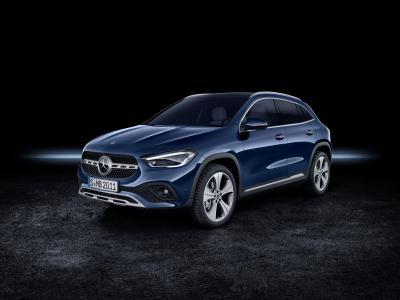 Mercedes GLA 2020 | Les photos officielles du petit SUV à l'étoile