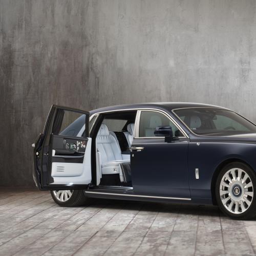 Rolls-Royce Rose Phantom | Les photos de la commande spéciale